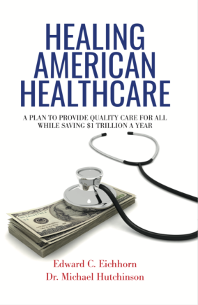 Healing American Healthcare Cover Image